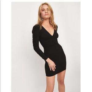 Dynamite black dress
